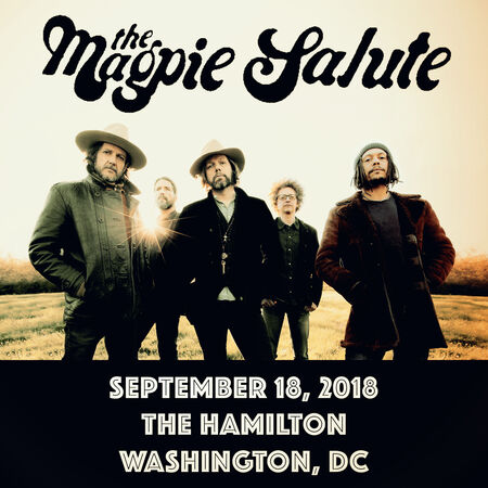 09/18/18 The Hamilton, Washington, DC