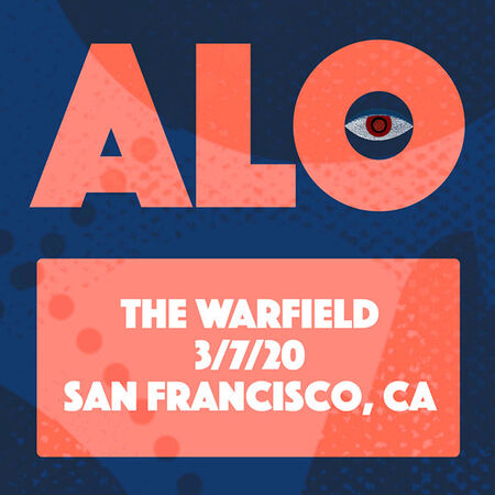 03/07/20 The Warefield, San Francisco, CA