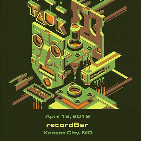 04/18/19 recordBar, Kansas City, MO