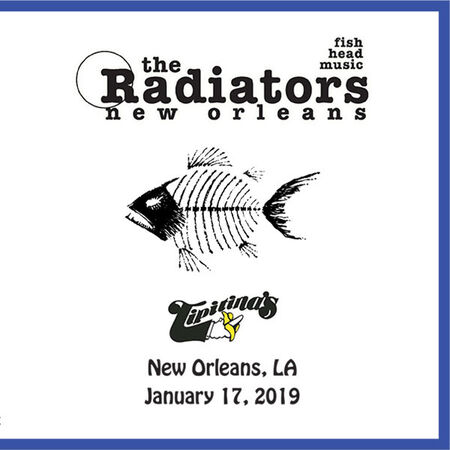 01/17/19 Tipitina's, New Orleans, LA