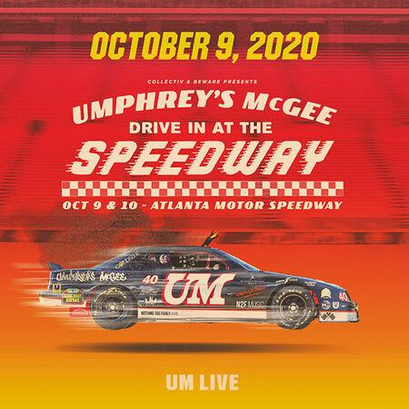 10/09/20 Atlanta Motor Speedway, Hampton, GA