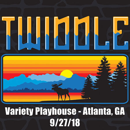 09/27/18 Variety Playhouse, Atlanta, GA