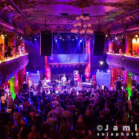 09/16/16 Great American Music Hall, San Francisco, CA