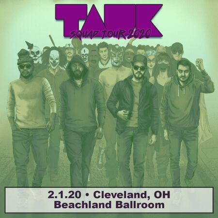 02/01/20 Beachland Ballroom, Cleveland, OH