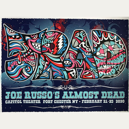 02/22/20 Capitol Theater, Port Chester, NY