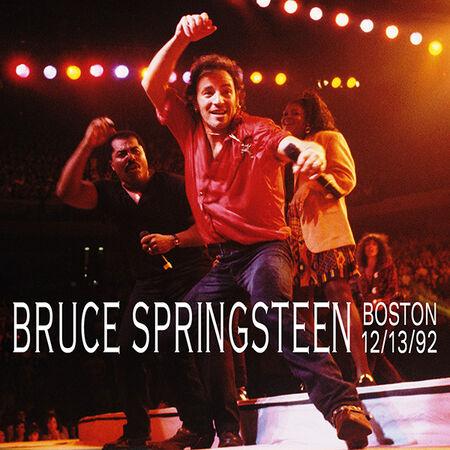 12/13/92 Boston Garden, Boston, MA