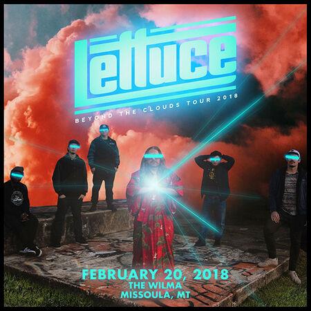 02/20/18 Wilma Theater, Missoula, MT