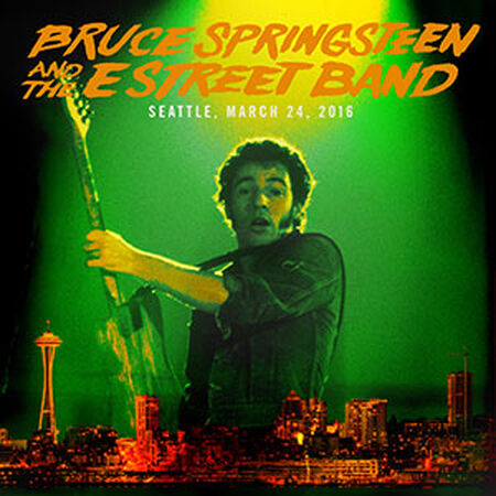 03/24/16 KeyArena at Seattle Center, Seattle, WA