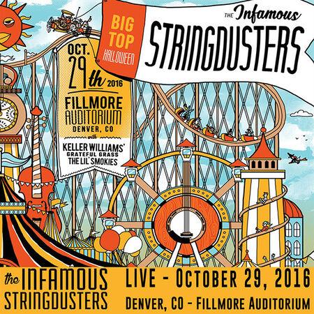 10/29/16 The Fillmore, Denver, CO