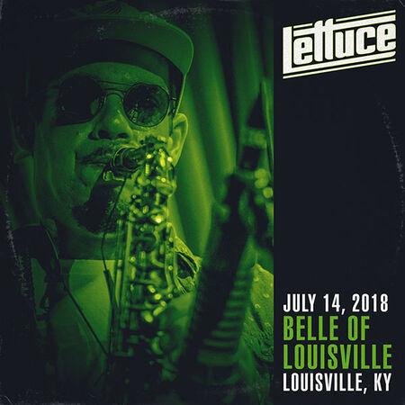 07/14/18 Belle Of Louisville, Louisville, KY