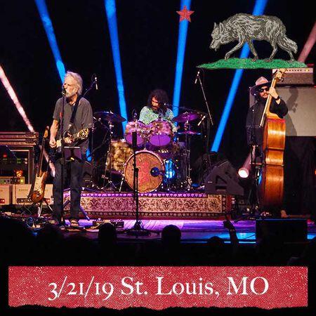 03/21/19 The Pageant, Saint Louis, MO