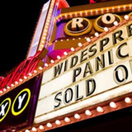 12/29/07 The Roxy Theatre, Atlanta, GA