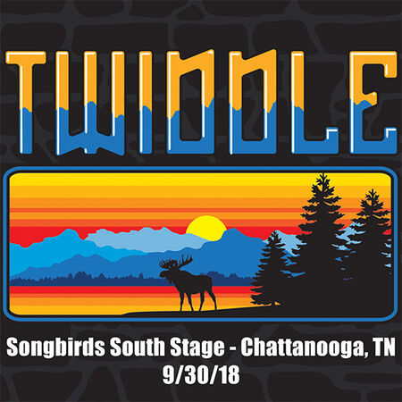 09/30/18 Songbirds South Stage, Chattanooga, TN