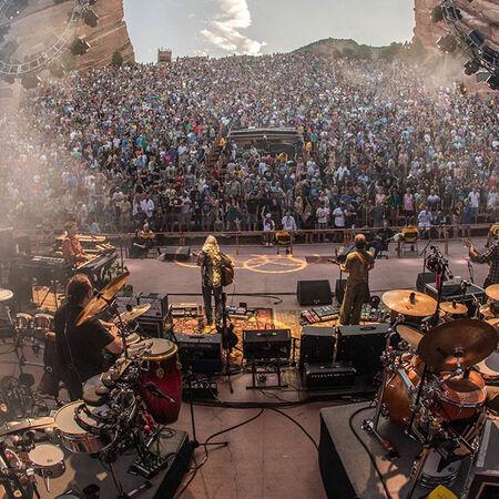 07/23/17 Red Rocks Amphitheatre, Morrison, CO