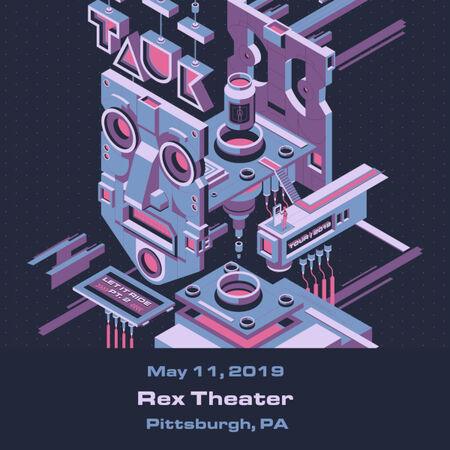 05/11/19 Rex Theater, Pittsburgh, PA