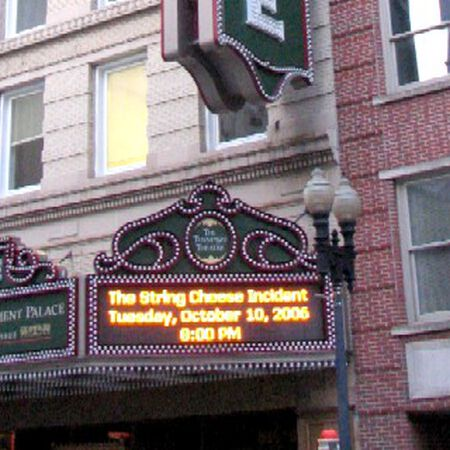 10/10/06 Tennessee Theatre, Knoxville, TN