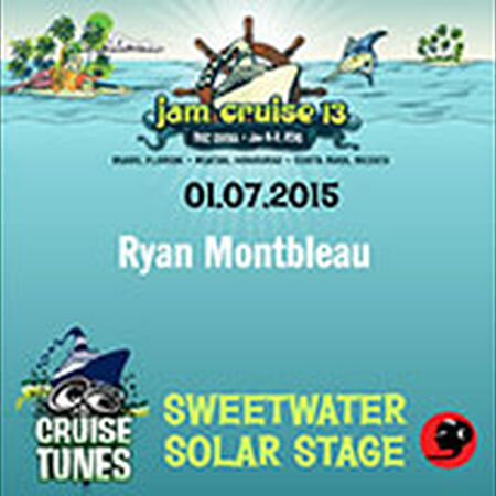 01/07/15 Solar Stage, Jam Cruise, US