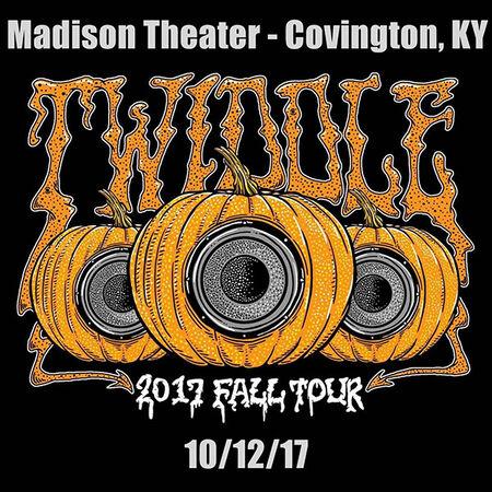 10/12/17 Madison Theater, Covington, KY
