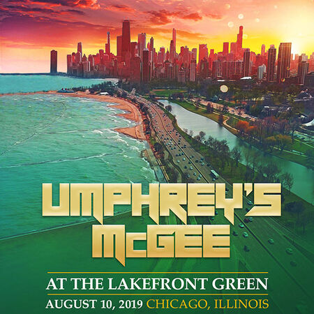 08/10/19 Lakefront Green, Chicago, IL