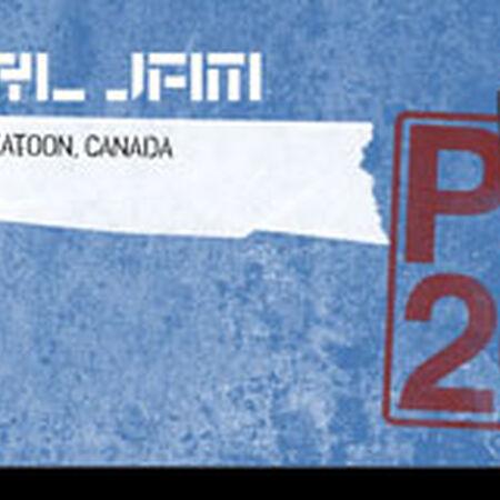 09/19/11 Credit Union Centre, Saskatoon, SK