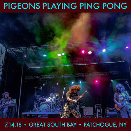 07/14/18 Great South Bay Music Festival, Patchogue, NY