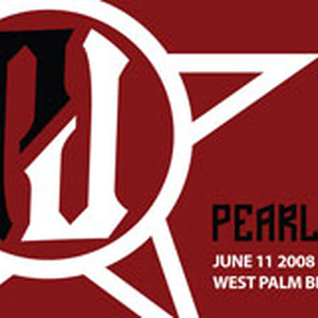 06/11/08 Cruzan Amphitheatre, West Palm Beach, FL