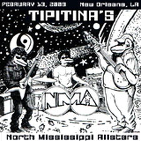 02/13/09 Tipitina's, New Orleans, LA