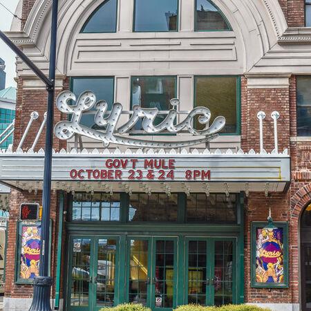 10/23/18 The Lyric Theatre, Birmingham, AL