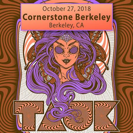 10/27/18 Cornerstone, Berkeley, CA