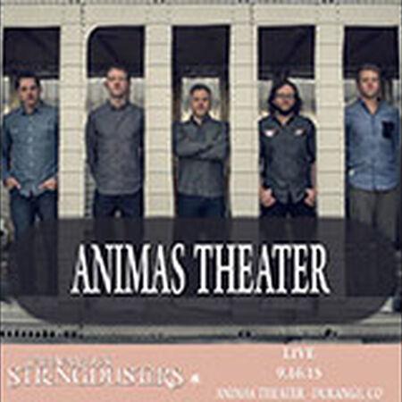09/16/15 Animas City Theatre, Durango, CO