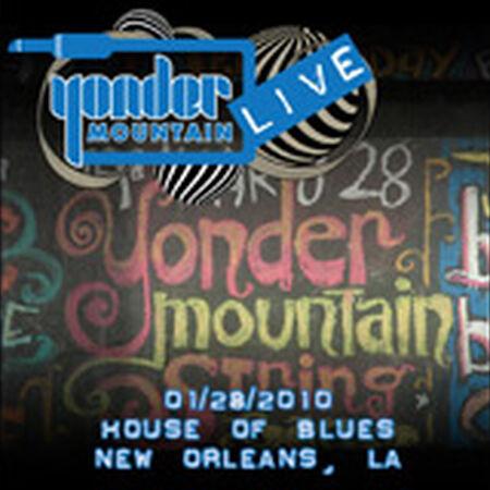 01/28/10 House Of Blues, New Orleans, LA