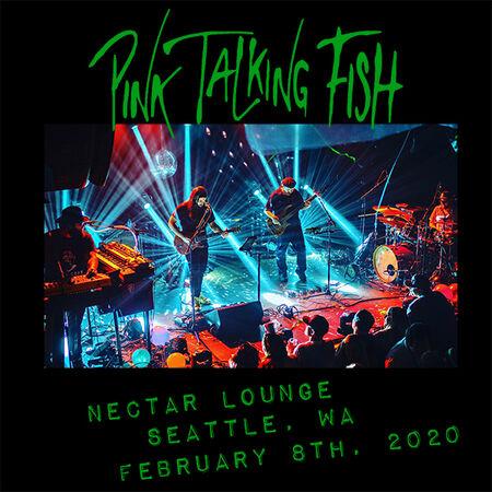 02/08/20 Nectar Lounge, Seattle, WA