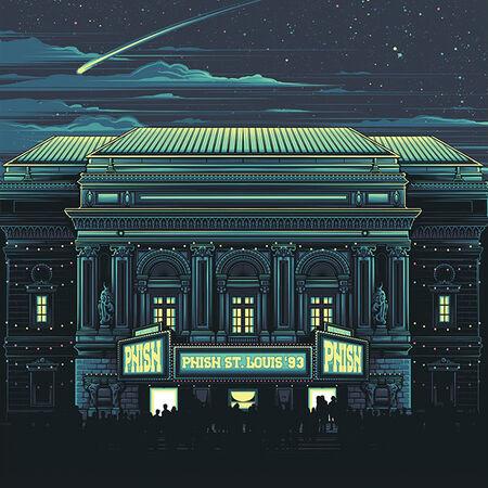 08/16/93 American Theatre, St. Louis, MO