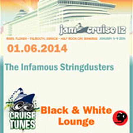 01/06/14 Black & White Lounge, Jam Cruise, US