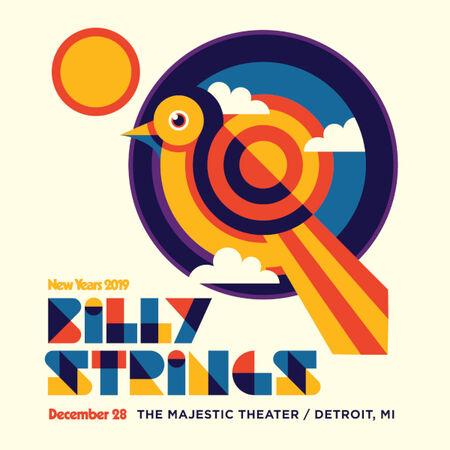 12/28/19 The Majestic Theatre, Detroit, MI