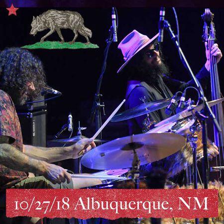 10/27/18 Kiva Auditorium, Albuquerque, NM