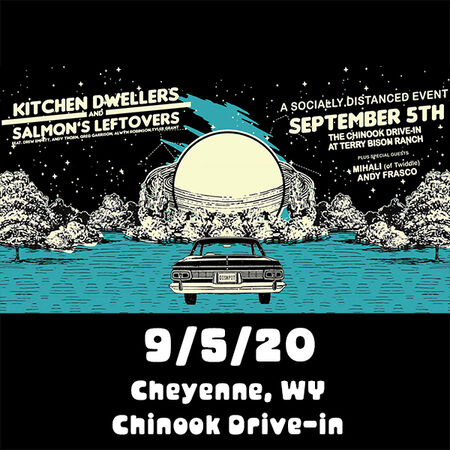09/05/20 Drive In at the Terry Bison Ranch, Cheyenne, WY