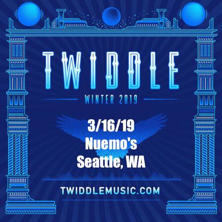 03/16/19 Nuemo's, Seattle, WA