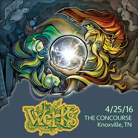 04/25/16 The Concourse, Knoxville, TN