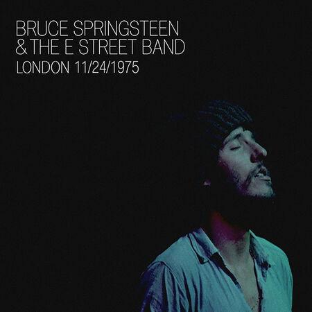11/24/75 Hammersmith Odeon, London, UK