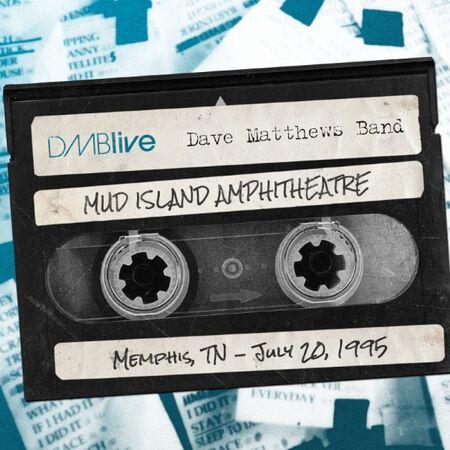07/20/95 Mud Island Amphitheatre, Memphis, TN