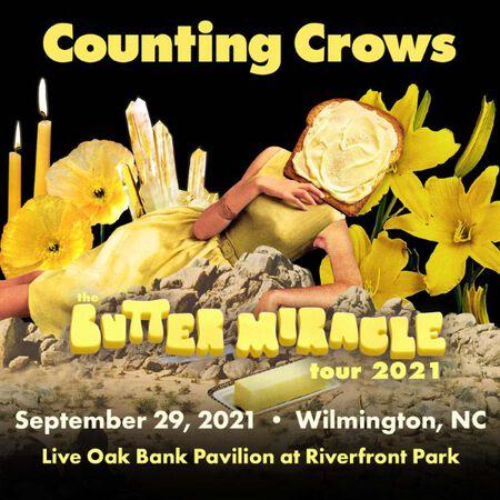 09/29/21 Live Oak Bank Pavilion at Riverfront Park, Wilmington, NC
