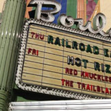 09/13/12 Boulder Theater, Boulder, CO