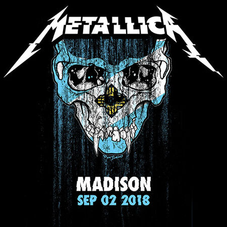 09/02/18 Kohl Center, Madison, WI
