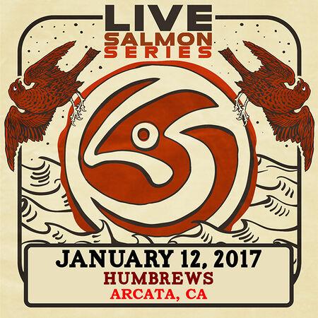 01/12/17 Humbrews, Arcata, CA