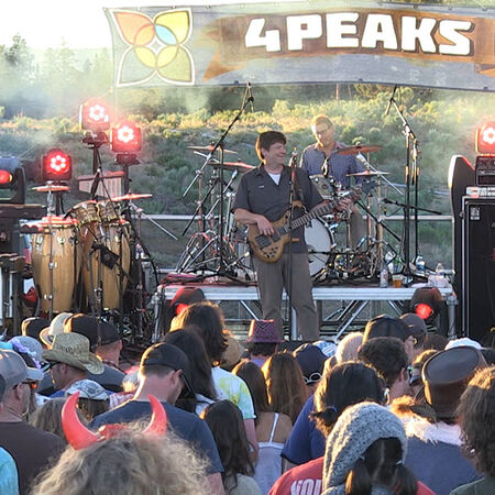 06/17/17 Four Peaks Music Festival, Bend, OR
