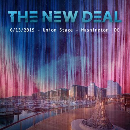 06/13/19 Union Stage, Washington, DC