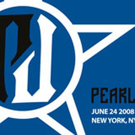 06/24/08 Madison Square Garden, New York, NY