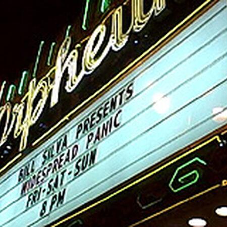 06/20/08 Orpheum Theatre, Los Angeles, CA