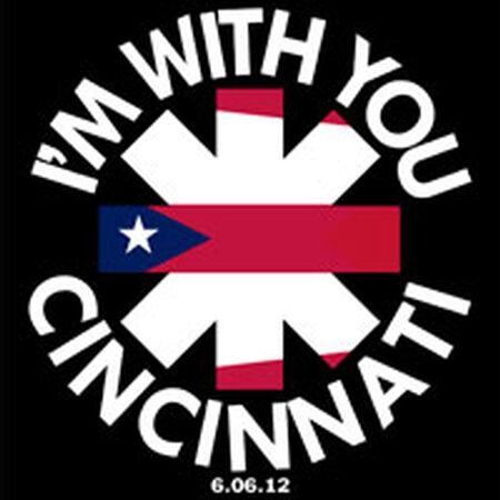 06/06/12 U.S. Bank Arena, Cincinnati, OH